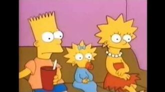 The Simpsons Shorts- The Bart Simpson Show