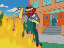 Willie fogo escola lenços skinner
