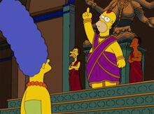 Homer deus indiano