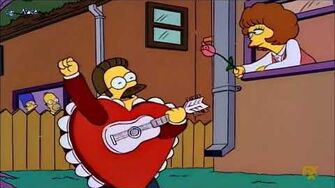 I Simpson Ned Flanders - If You Think Im Cuddly (Sub Ita Ita Sub Eng)