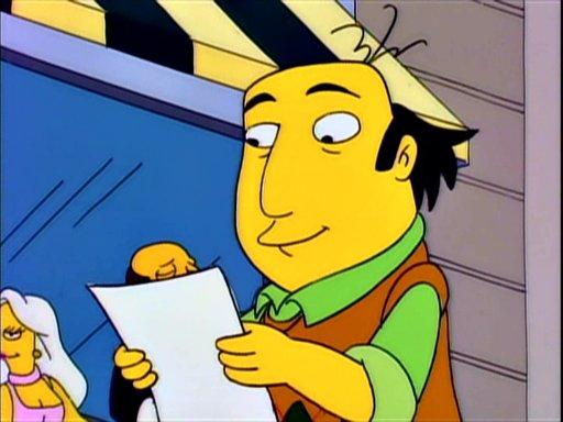 Jay Sherman   Simpsons Wiki   FANDOM powered by Wikia