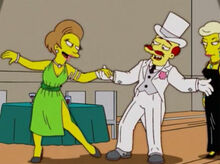 Edna willie dança gala