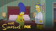 Homer & Marge Adjust To Hotel Living Season 30 Ep