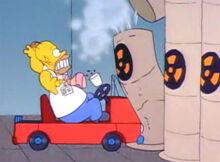 Homer despedido 01x03