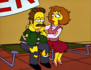 ned y homer sexo gay