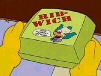 Simpson-ribwich