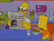 The Itchy & Scratchy & Poochie Show 40
