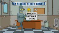 Bender simprovised