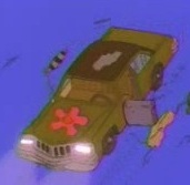 Moe's car