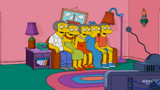 The Szyslaks Couch Gag