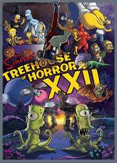 Simpson Horror Show XXII