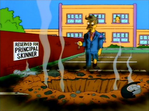 File:Skinner's car gets blown up.PNG