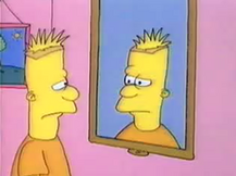 Bart dal barbiere 3