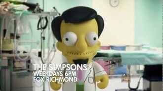 Dr Nick Riviera WATCH THE SIMPSONS