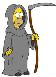 Homer death
