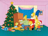 シンプソン家のクリスマス