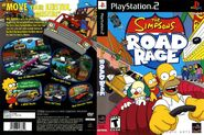 The simpsons road rage dvd ntsc-5btheps2games5d