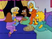 Lisa's Friends