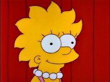 Lisa w konkursie piękności