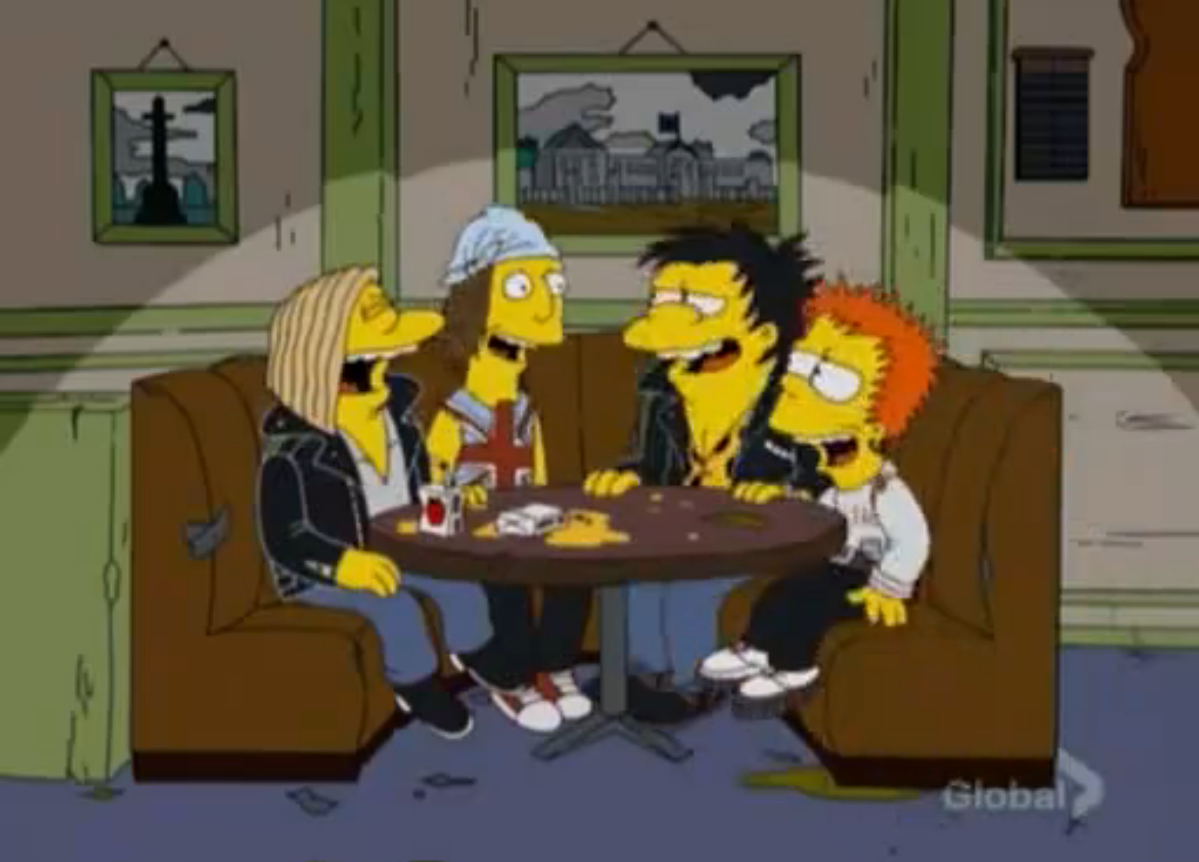 Sex pitchers of the simpsons