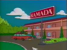 SimpsonsRamadaInn