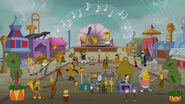 The Kid is All Right Couch Gag