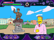 37416-the-simpsons-virtual-springfield-windows-screenshot-town-spokesman