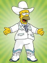 Colonel Homer (Promo Picture)