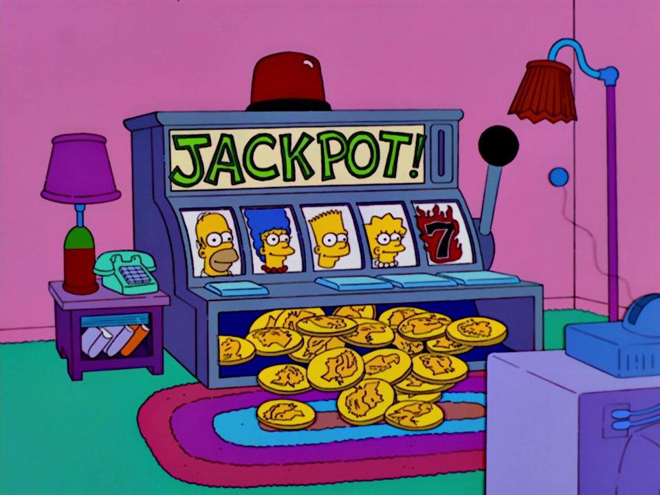 Slot Von Smithers Springfield