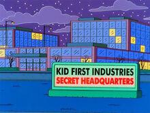 Indústria crianças primeiro 11x09