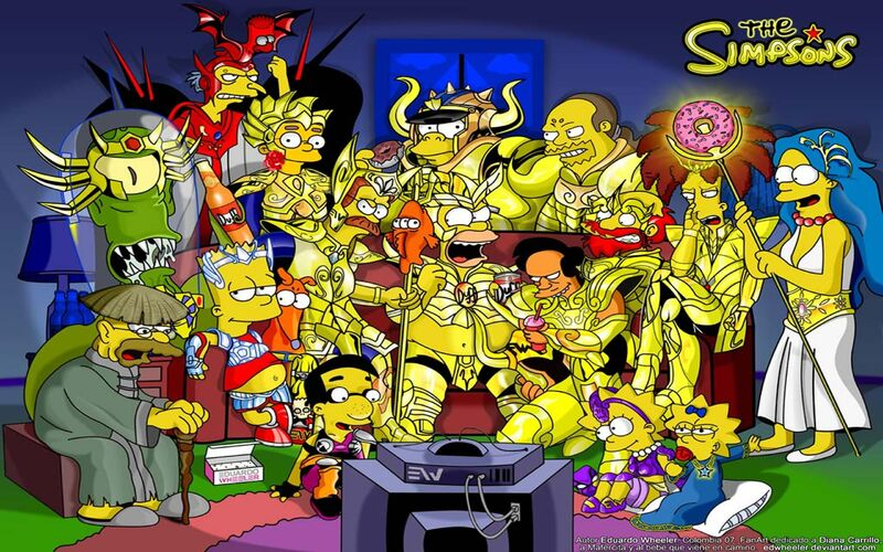 Simpsons group 2
