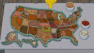 All American 50 State Potato Skin Sampler