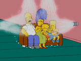 Car Wash couch gag