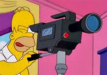 Homer camera video