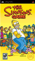 The Simpsons Game PSP