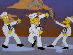 Un Homer à la mer