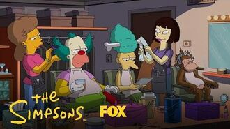 Krusty Reviews The Recaps Of His Show Season 30 Ep. 8 THE SIMPSONS