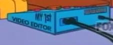My 1st Video Editor