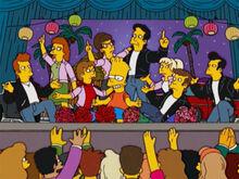 Bart rouba cena teatro