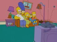 Double, Double, Boy in Trouble (Couch Gag) 1