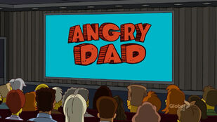 Angry Dad The Movie