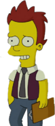Colin in The Simpsons Movie