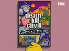 Death kill city 2 - death kill stories