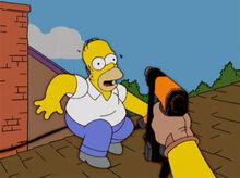 Homer guerra pregos