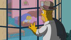 Homer homme d'affaires