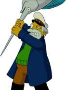 Horatio McCallister in The Simpsons Movie