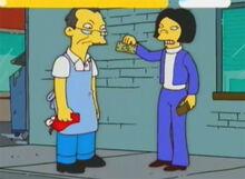 Ling sheila chow dinheiro homer