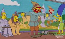 Skinner, Chalmers i Willie z Krainy Oz