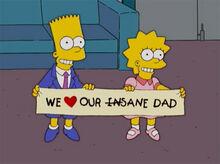 Bart lisa faixa