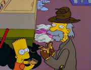 Chester Lampwick and Bart